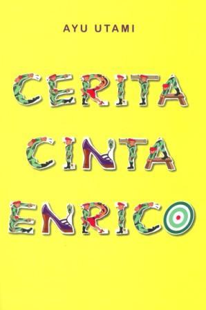 Ayu Utami - Cerita Cinta Enrico
