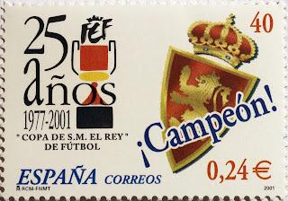 25 AÑOS COPA DE SU MAJESTAD EL REY DE FÚTBOL