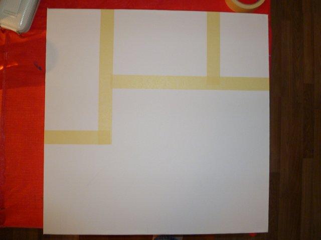 Beroemd Marly Design: zelf modern schilderij maken @GA14