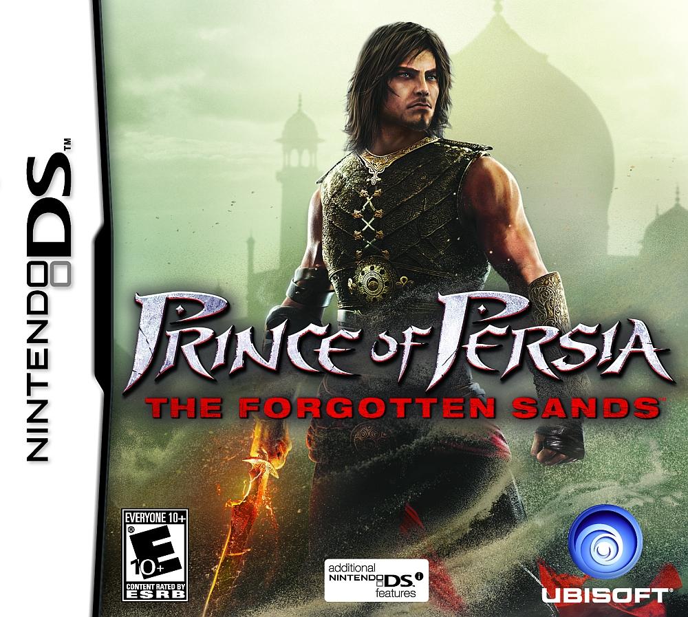 ROMs - Prince of Persia The Forgotten Sands (Português) - NDS Download