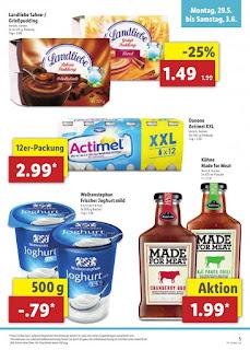 Lidl Prospekt - Woche 21 - Angebote ab 29.05.2017 bis 03.06.2017