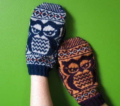 Unusual and Creative Gloves and Mittens (20) 17