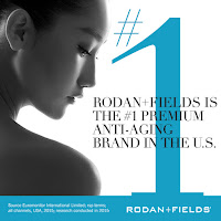 Rodan + Fields has been named the #1 Premium Anti-Aging Brand