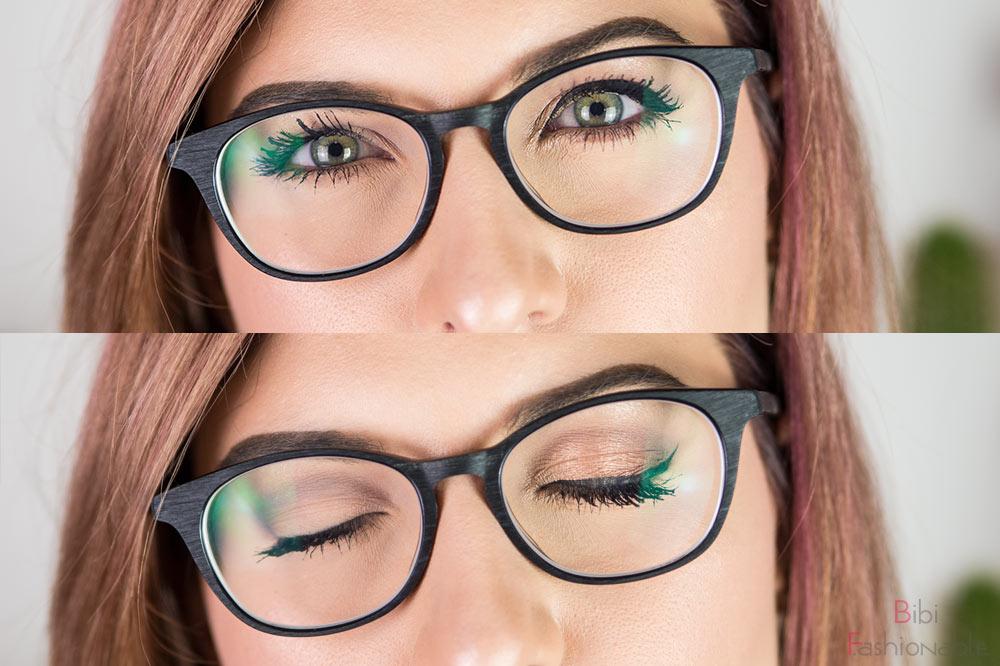 Make Up Tipps bei Kurzsichtigkeit Ergebnis