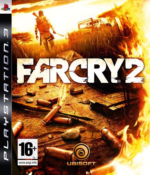 Far.Cry.2.USA - Far Cry 2 PS3