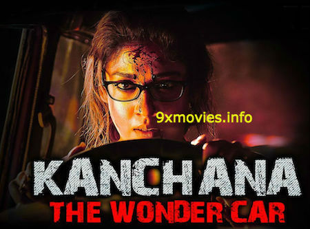 Kanchana The Wonder Car 2018 Hindi Dubbed 720p HDRip 900mb