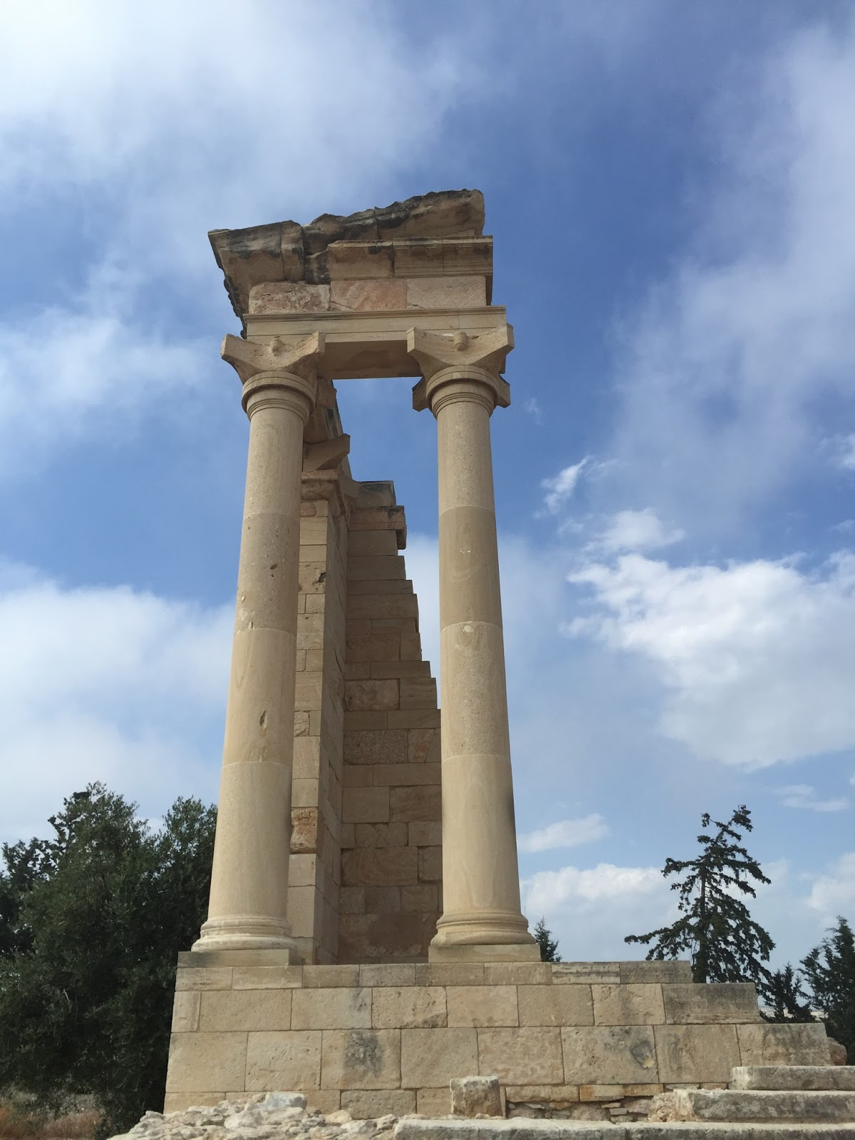 The Sanctuary of Apollo, Limassol