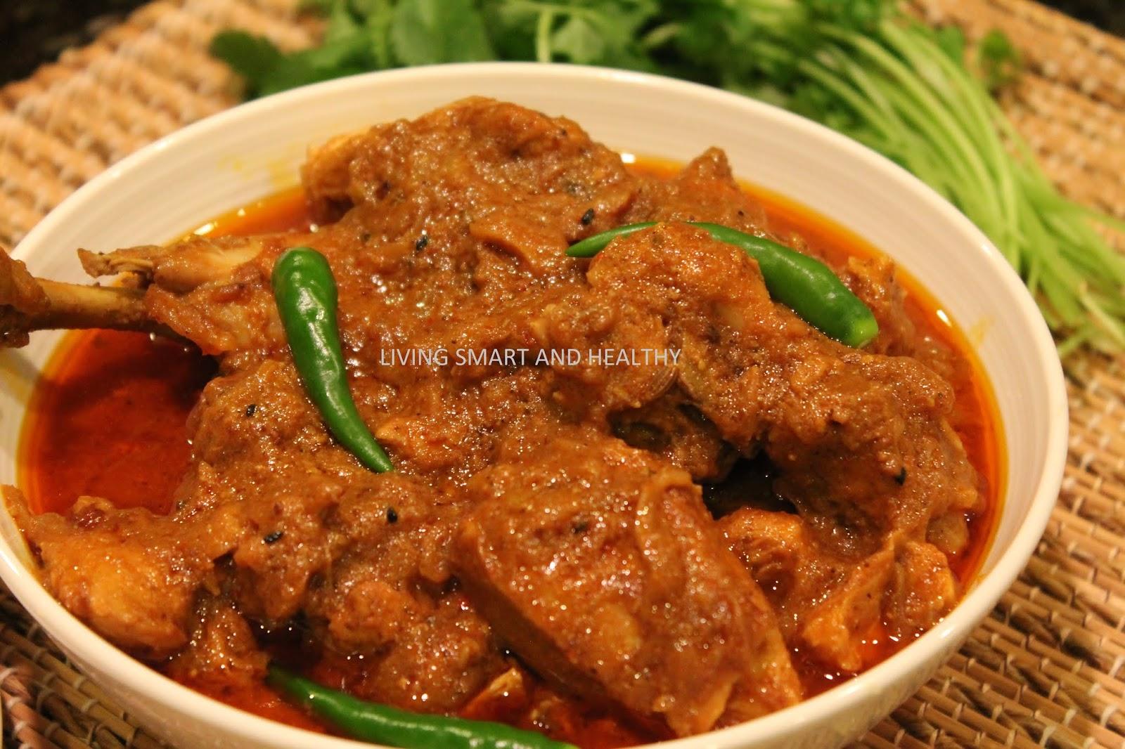 Instant Pot Achari Chicken