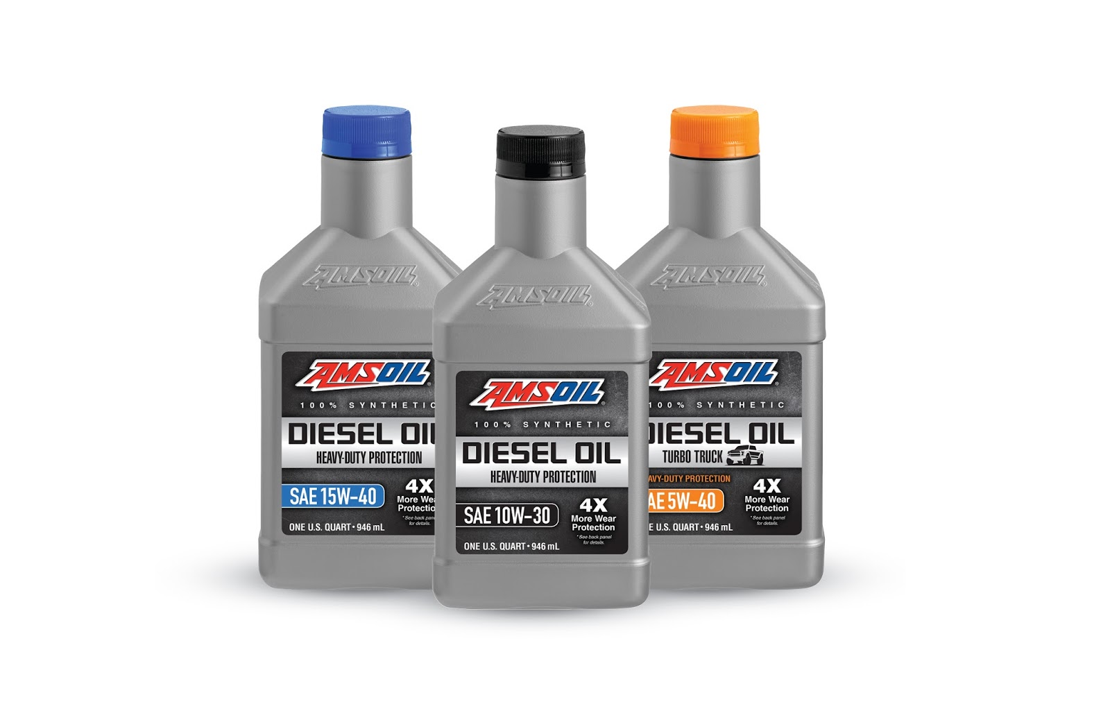 Amsoil Signature Series Max Duty Synthetic Diesel Oil 15w 40 | Upcomingcarshq.com