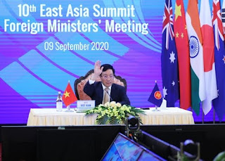 10th East Asia Summit (EAS) 2020