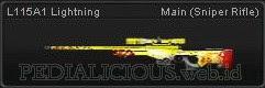 L115A1 Lightning