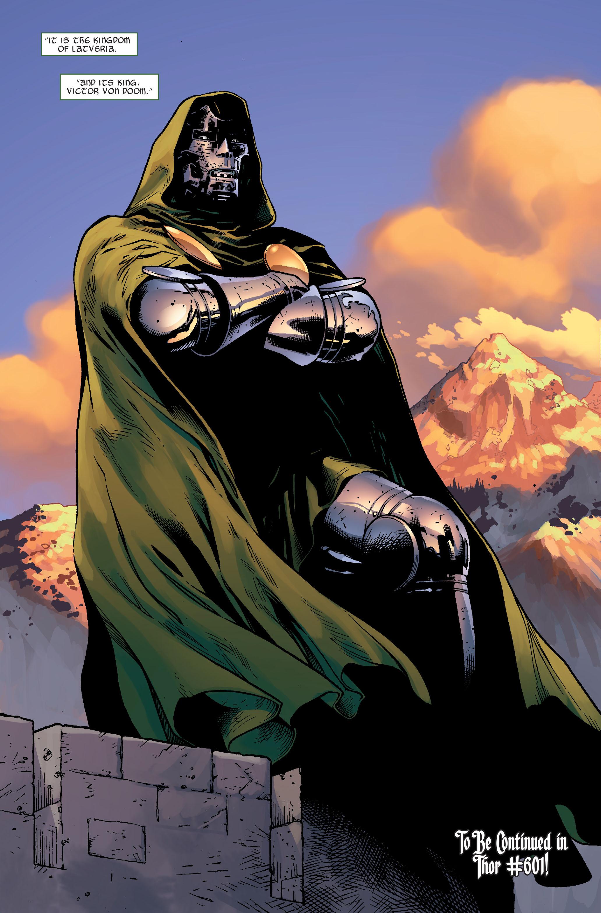 Thor (2007) Issue #600 #13 - English 44