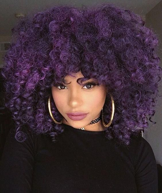 Black Women Hairstyles Color