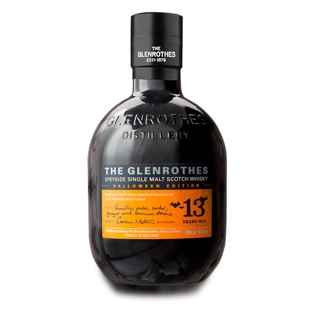 The Glenrothes Halloween Edition 2018