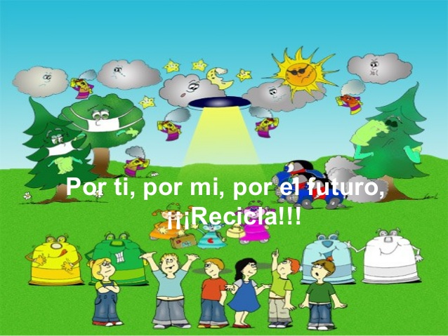 Chapa Tu Tacho La Importancia Del Reciclaje