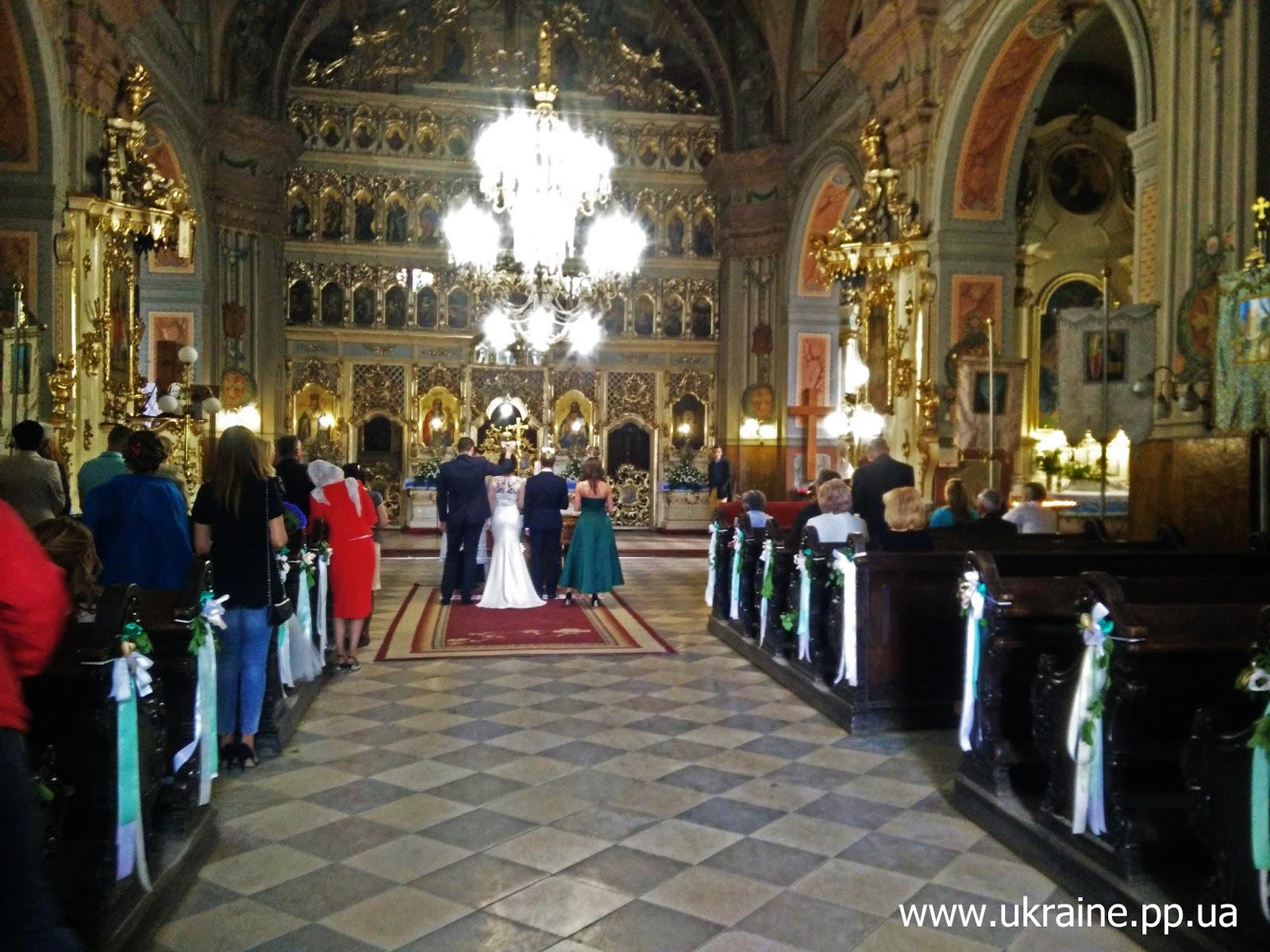 Весілля Ужгород