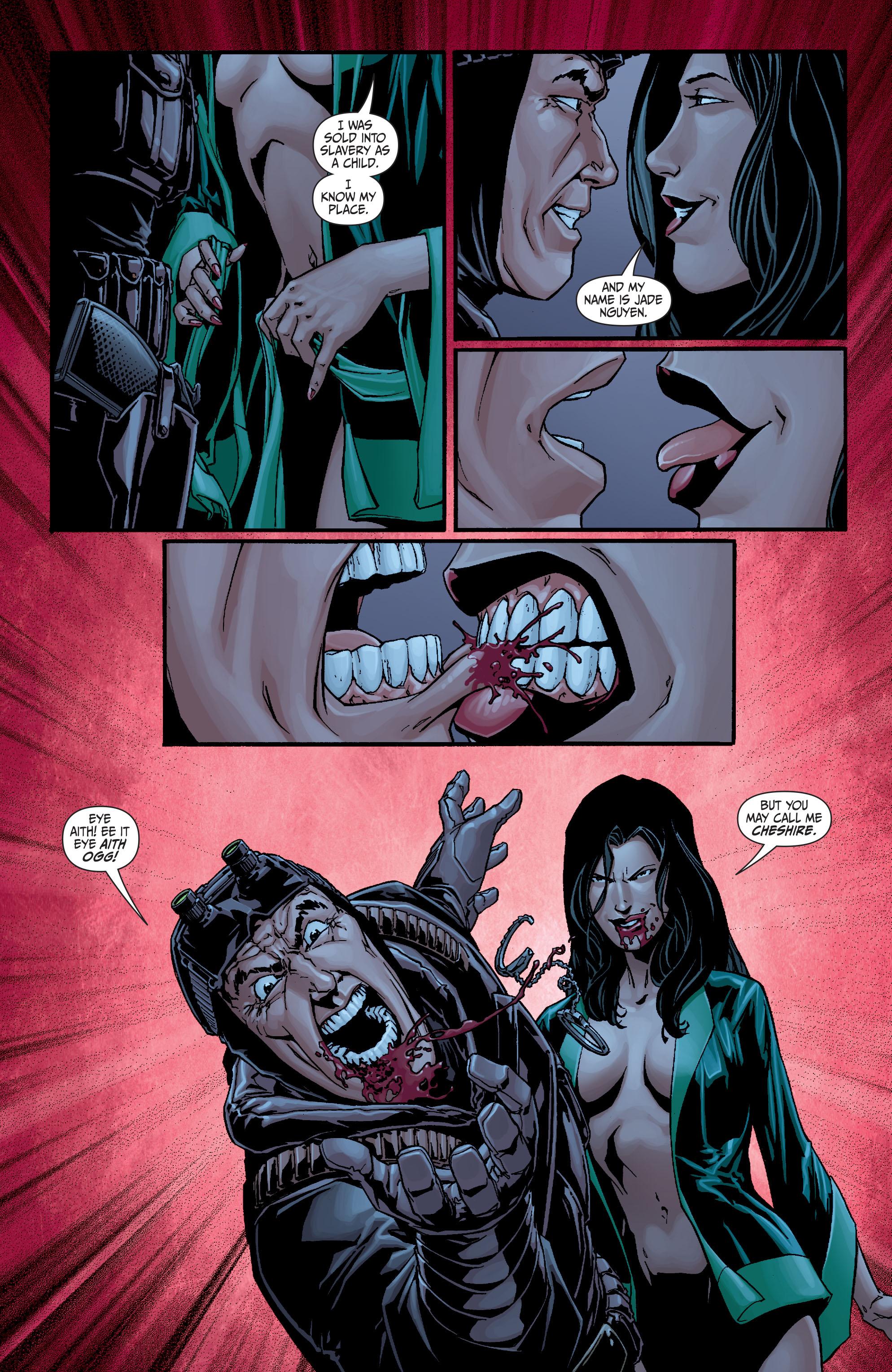 Read online Secret Six (2008) comic -  Issue #19 - 15