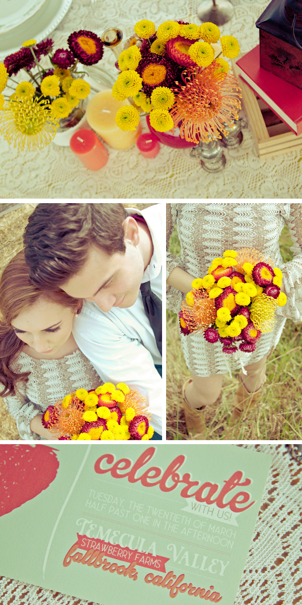 fall styled wedding shoot on a strawberry farm | temecula, ca | faithfully focused photography