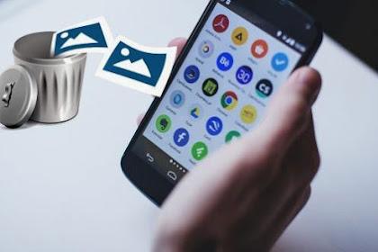 Cara Memulihkan File Terhapus Di Android Dengan Mudahnya