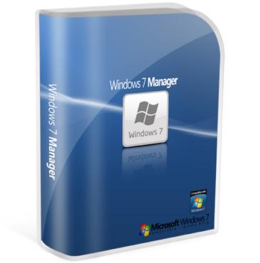 โหลด Windows 7 Manager 5.1.9 [Full] โปรแกรมจัดการ Win7 ล่าสุด