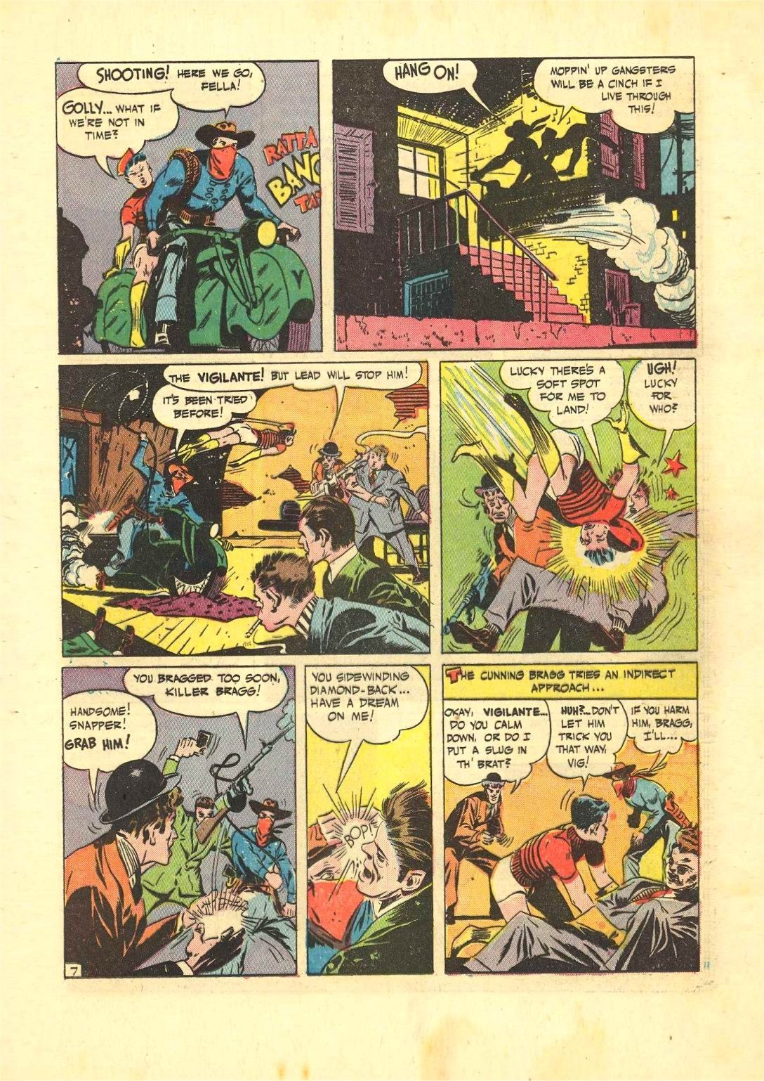Read online Action Comics (1938) comic -  Issue #54 - 24