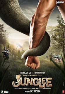 Junglee First Look Poster 2