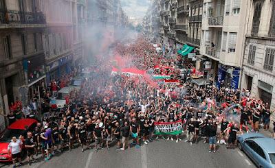 EURO 2016, Magyarország, magyar labdarúgó-válogatott, Soli Deo Gloria, Franciaország, Lyon, Parc Olympique Lyonnais,