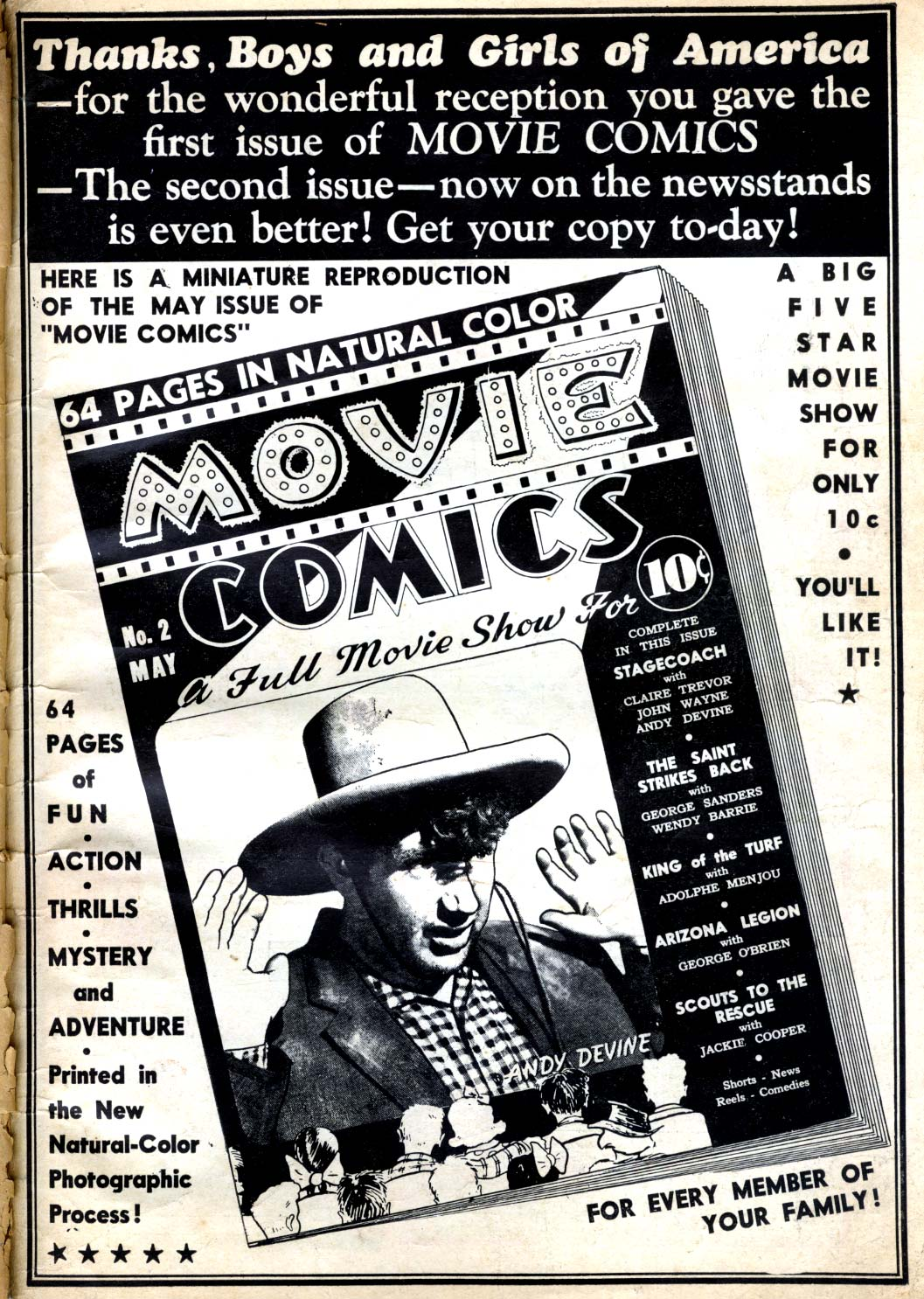 Read online All-American Comics (1939) comic -  Issue #2 - 67