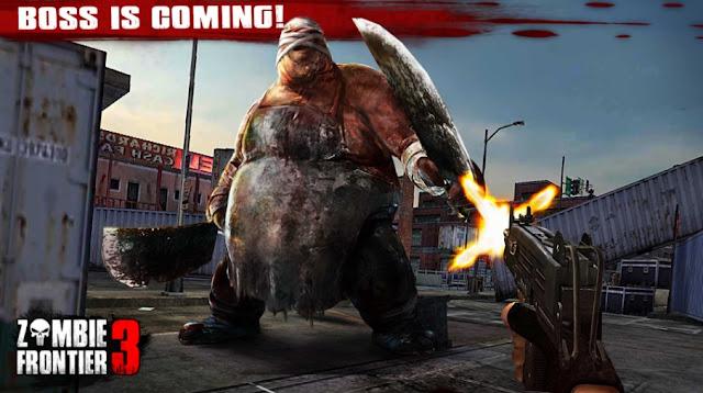 Zombie Frontier 3 Mod Apk Terbaru