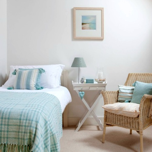 Relaxed Coastal Bedroom