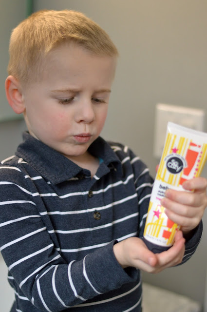 SoCozy Kids Hair Products | all dressed up with nothing to drink...