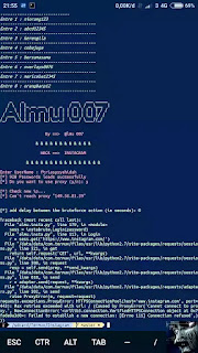 Cara Hack Instagram dengan Tool Almu007 Termux