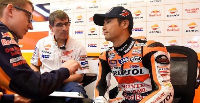 berita motogp Lagi, Aoyama gantikan Pedrosa di Sepang