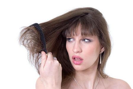 mengobati rambut rusak