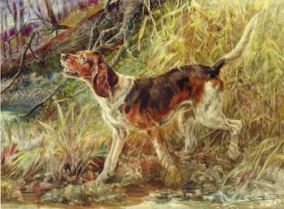 Edmond Henry Osthaus watercolor