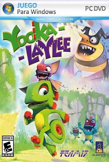 Yooka-Laylee PC Full Español