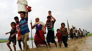 مطالب دولية لوقف بيع الأسلحة إلى جيش ميانمار بسبب الروهينجا