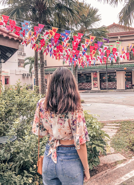 What living as an expat in Singapore is really like - colourful flags
