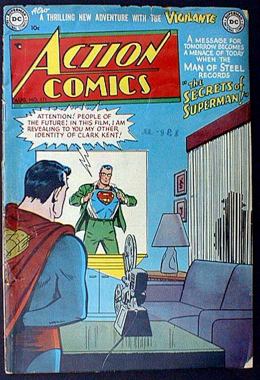 Action Comics (1938) 171 Page 1