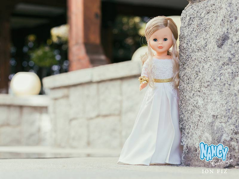 091bf6e4e5 Nancy Colección se viste de novia de la mano de Ion Fiz ~ MIL IDEAS ...