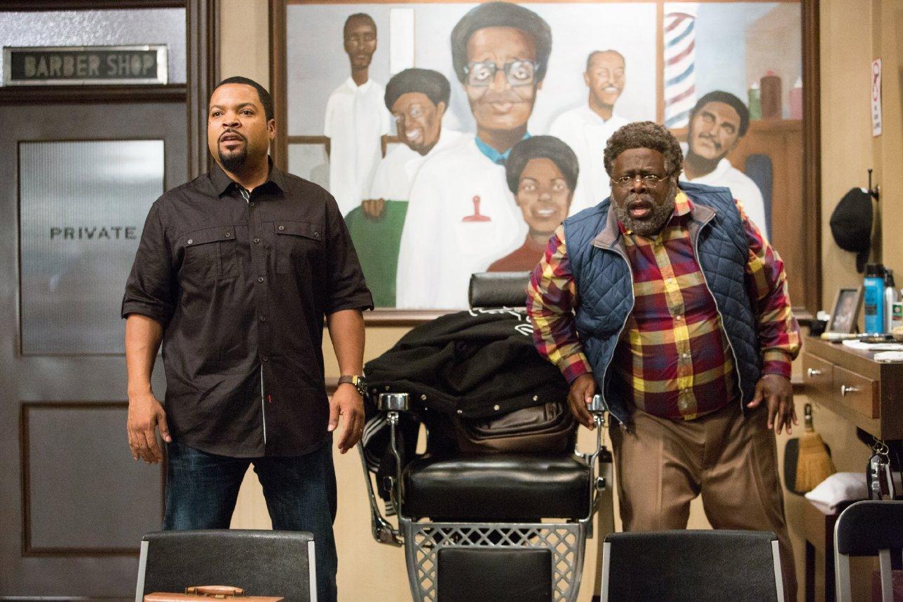 Barbershop Next Cut : In Theaters: THE JUNGLE BOOK, BARBERSHOP: THE NEXT CUT, CRIMINAL ...