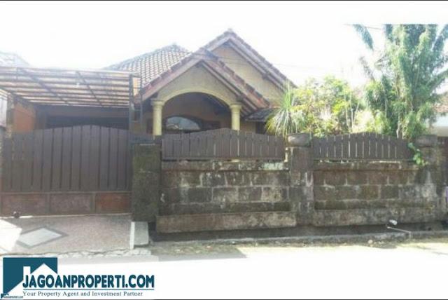 Rumah dijual di Malang pinggir jalan daerah Tidar