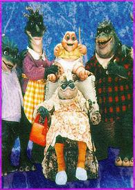 Dinosaurios La Serie | 3gp/Mp4/DVDRip Latino HD Mega