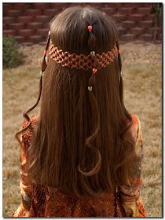 Style Rambut Anak Kecil
