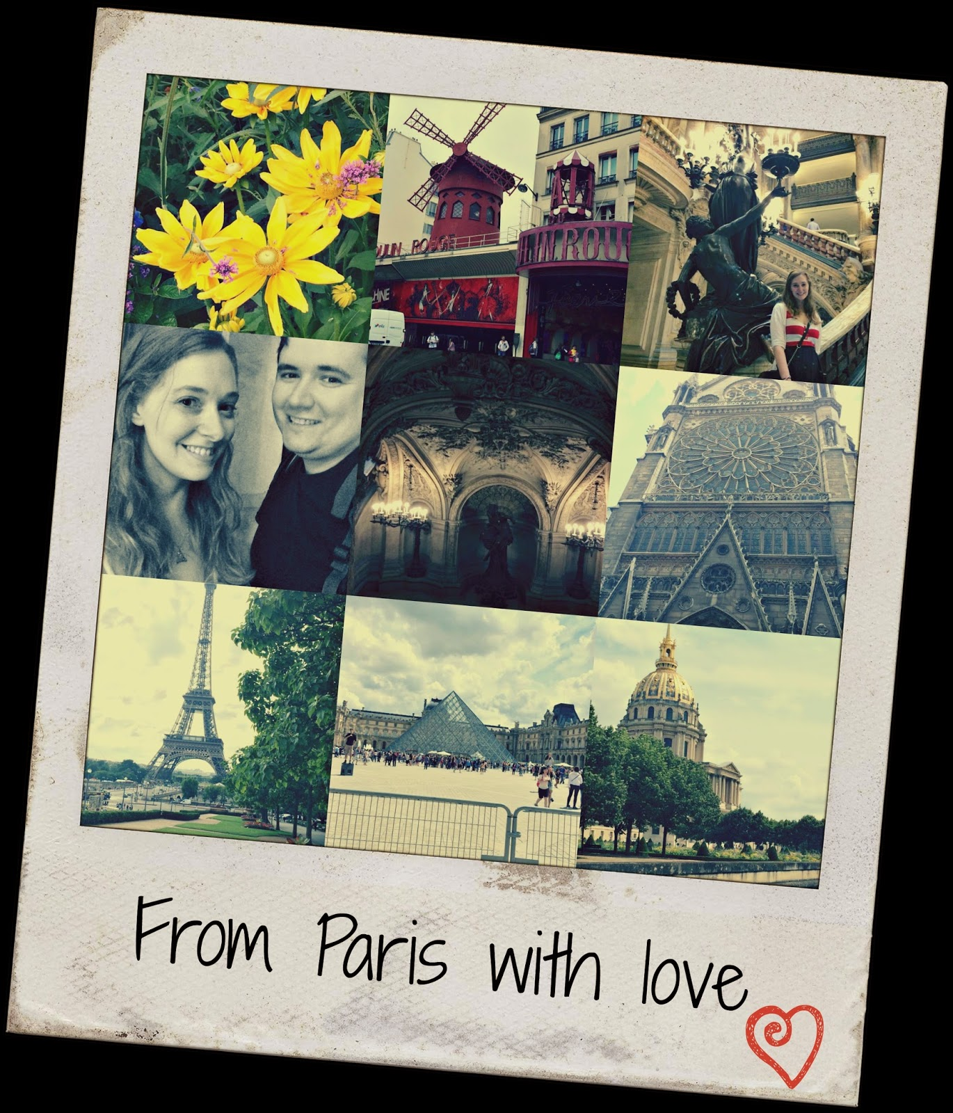 Ginger's Jollies: From Paris With Love