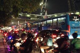 Meningkatnya Populasi Kendaraan Bermotor di Jakarta