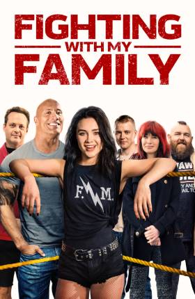 Fighting with My Family 2019 Full Movie Download in HD 720p