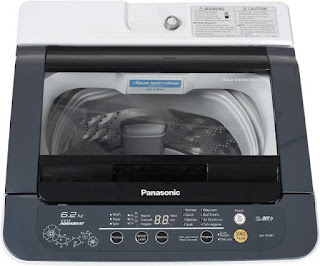 Panasonic NA-F62B3HRB 6.2 kg Fully Automatic Top Load Washing Machine