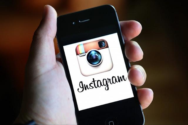 Cara membuat story agar tidak patah - patah Instagram