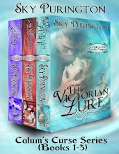 Calum's Curse Series Boxed Set